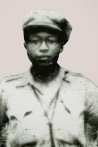Abdullah CD, antara pengasas Rejimen Ke 10, PKM.
