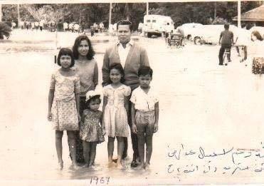 Bah yang berlaku di Kota Bharu 1967
