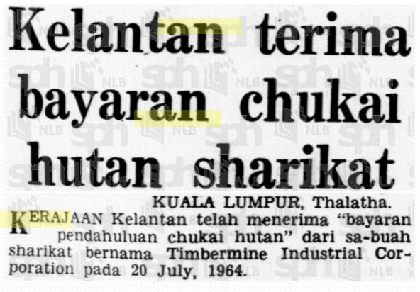 Berita Harian, 23 March 1966