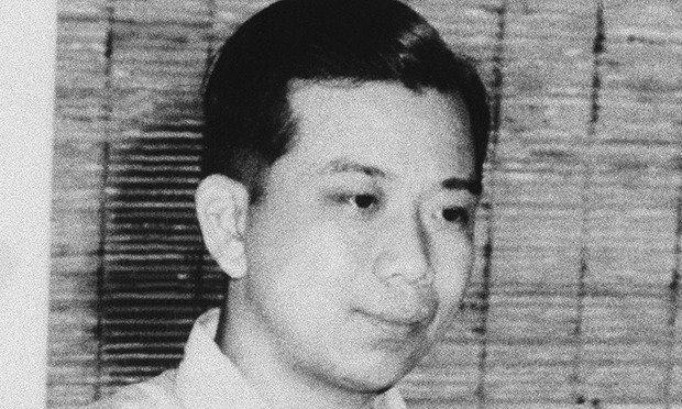 Chin Peng, gambar fail 1956
