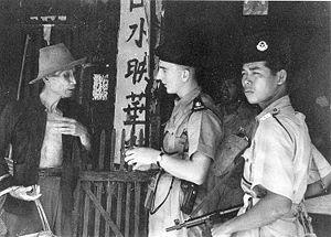 Walaupun kawalan keselamatan diketatkan, aktiviti militan PKM mendapat simpati segelintir masyarakat Cina.