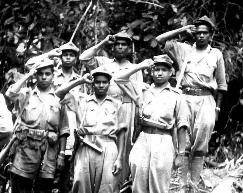 Pengganas Komunis di Zaman Darurat.