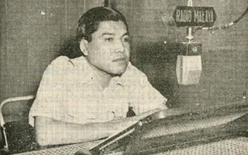 Wahi Annuar, ketika ditemuramah Radio Malaya selepas menyerah diri kepada pihak berkuasa.