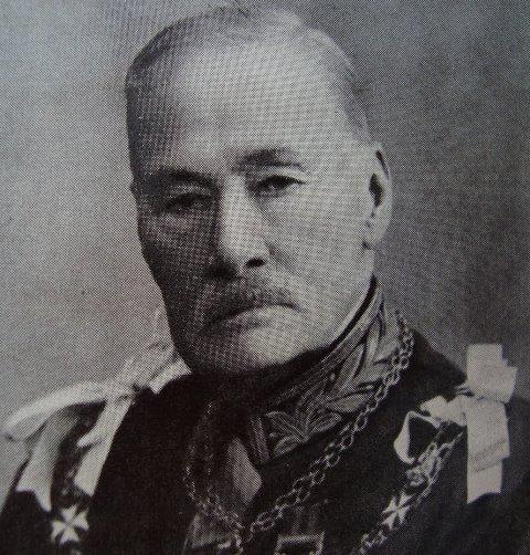Frank Athelstane Swettenham