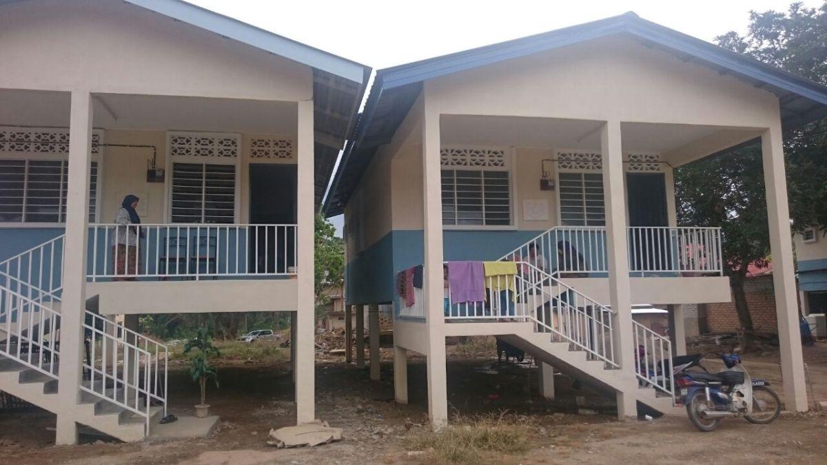 Rumah Kekal Tidak Menamatkan Derita Mangsa Banjir Di Berangan Mek Nab