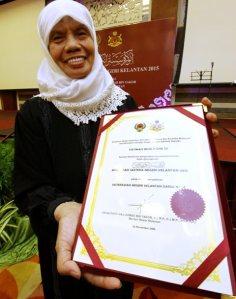 Dr. Fatimah Busu @ Che Su