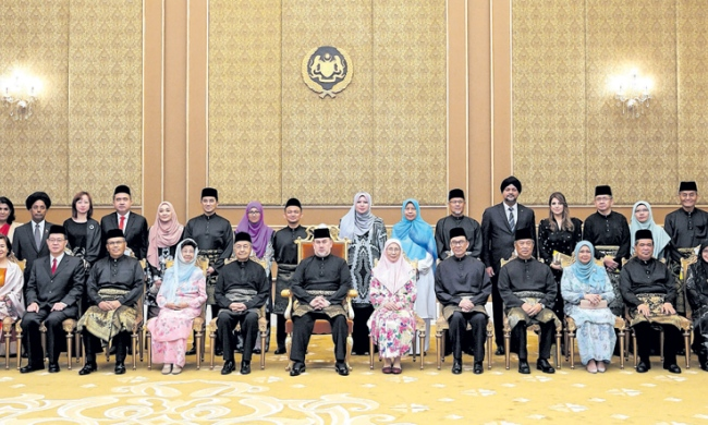 Kabinet baharu lebih kecil berbanding zamanNajib